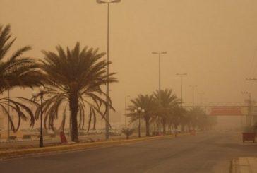 صحة الجوف تعلن حالة الطوارئ لمواجهة موجة الغبار