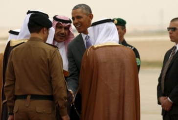 """""""سي إن إن"""": استقبال """"فاتر"""" للرئيس الأميركي في الرياض"""