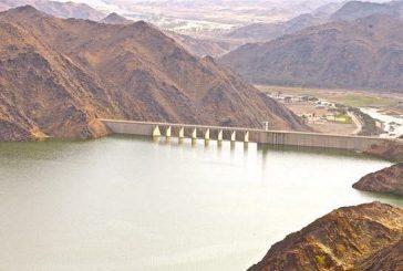 وزارة المياه والكهرباء تصدر بياناً عن سلامة سد وادي بيش بمنطقة جازان