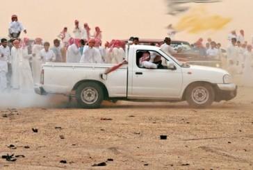 """شرطة الرياض: ضبط """"90 """"مفحط ومتجمهر وحجز """"79""""مركبة"""
