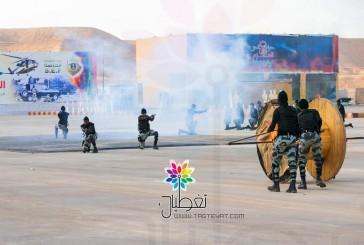 #فيديو مهارات قتالية وتكتيكات أمنية لقوات الطوارئ في #صولة_الحق_8  