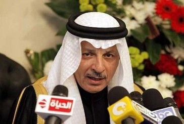 """""""قطان""""ينشر خطاباً من الملك عبدالله لـ""""مبارك"""" بشأن جزيرتي """"تيران"""" و""""صنافير"""""""