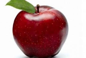 سارع بأكل تفاحة