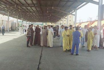 مدير أسواق جدة يـمنع بيع الخضـار والفواكه للعمالة الوافدة