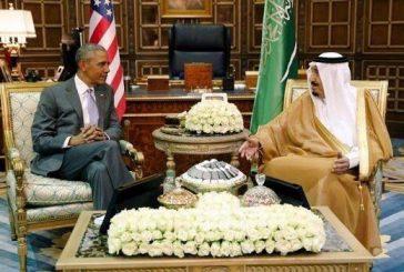 أوباما يستبق القمة الخليجية بلقاء خادم الحرمين