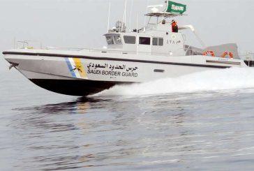 حرس الحدود بمكة يخلي «قبطاناً» من على سفينة بمياه البحر الأحمر