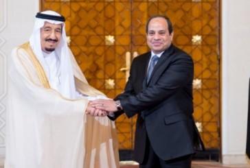 """قصة انشاء جسر بري بين مصر والسعودية..""""رفضه مبارك وقبله السيسي"""""""