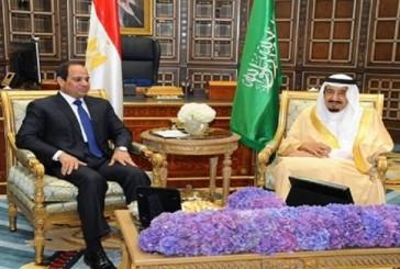 انطلاق القمة المصرية السعودية بين الرئيس السيسي والملك سلمان