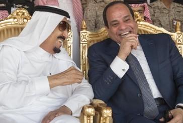 """حكومة مصر: زيارة خادم الحرمين """"تاريخية"""""""