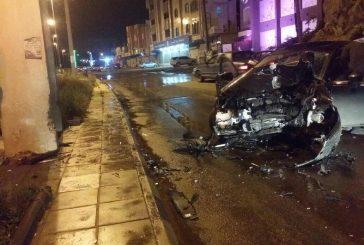 15 حادث سير ودهس اليوم في الباحة
