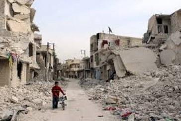 الحرس الثوري يقر بمقتل 13 مستشاراً إيرانياً قرب حلب