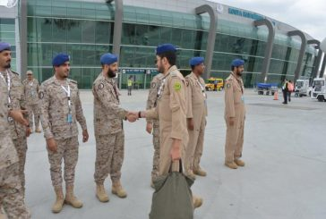 القوات الجوية السعودية تشارك في أعرق المناورات العالمية بتركيا
