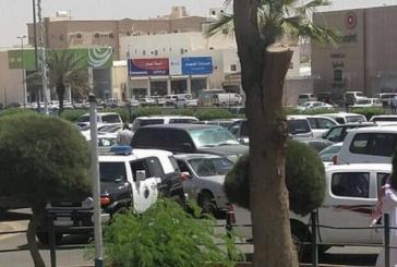 الأمن يطوق مستشفى الملك خالد في حائل بعد إطلاق نار عشوائي