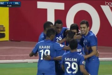 """""""الهلال"""" يتأهل لدور الـ16 في دوري أبطال آسيا"""