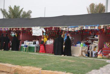 أمانة الرياض تدشن مهرجانها للتراث والأسر المنتجة في منتزه القادسية والبجيري