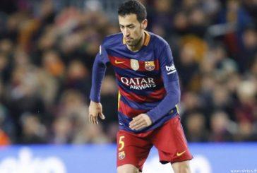 برشلونة يمدد عقد «بوسكيتس» حتى 2021