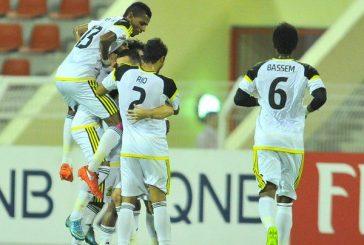 الإتحاد يفوز على سباهان و يودع دوري أبطال آسيا