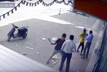 الشرطة ضبط الجناة بفيديو السلب في الغرابي بالرياض (فيديو )