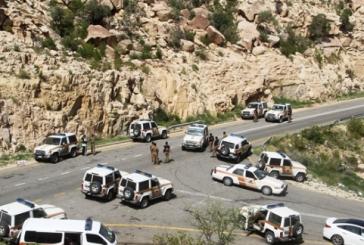 """مقتل المطلوب """"المالكي"""" في تبادل لإطلاق النار بجل عمد بثقيف الطائف"""
