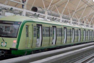 """""""قطار الحرمين"""" تحذر: ملامسة قضبان القطار تسبب الوفاة بالصعق الكهربائي"""