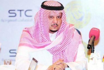 إدارة فيصل بن تركي تعلن تكفلها بسداد ثلث ديون النصر