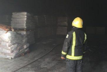 «مدني الشرقية» يصدر بيان إلحاقي عن حادث حريق مستودعات الخالدية
