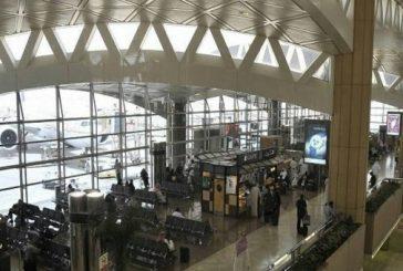 بدء التشغيل الجزئي للصالة الـ 5 الجديدة بمطار الملك خالد