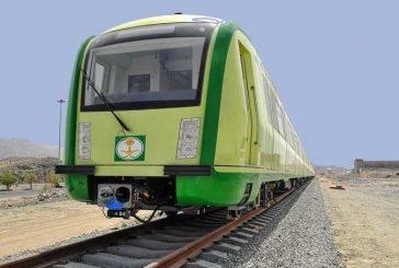 إنجاز 90% من مشروع قطار الحرمين وتنفيذ أعرض جسر في العالم بالقطار