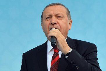 أردوغان يدين الدعم الأمريكي للقوات الكردية في سوريا