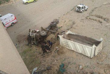 الباحة.. 3 وفيات و10 إصابات في حوادث مرورية اليوم