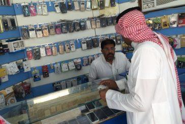 حملة مفاجئة على محافظة الحجرة التابعة لمنطقة الباحة تطيح بمخالفين لنظام العمل والإقامة