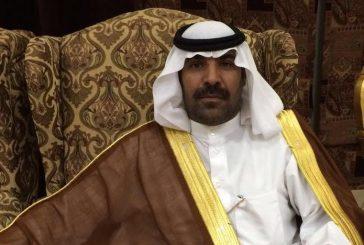 """""""رواسي"""" تُنير منزل الشيخ عاصي الشمري"""