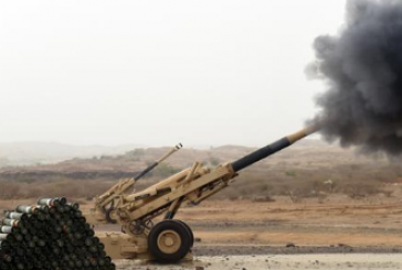 القوات السعودية تشن هجوماً على مليشيا الحوثيين قبالة الطوال وتقتل 20 عنصراً