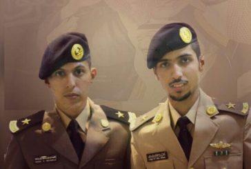 """""""بن بتلا"""" يحتفلون بالملازمين فيصل و نايف والمهندسين وليد و محمد."""