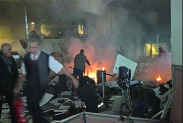إصابة 7 سعوديين في تفجير مطار اتاتورك بتركيا