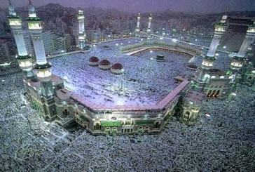 أكثر من مليوني مصلٍ يؤدون صلاة العشاء والتراويح بالمسجد الحرام في ليلة 27 من رمضان