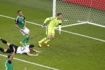 جوميز يقهر عناد أيرلندا الشمالية ويصعد بألمانيا و3 منتخبات لدور الـ 16