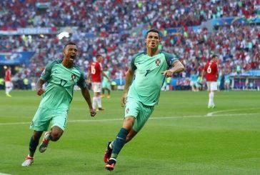 رونالدو أول لاعب في التاريخ يسجل في 4 نهائيات أمم أوروبا