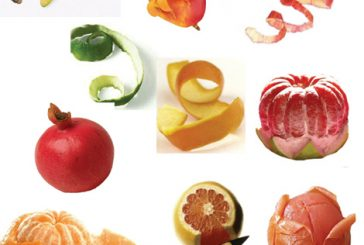 4 أسرار لتناول الفواكه بقشورها