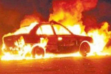 مـكـة.. ضبط مواطن قـتل وحـرق آخر داخل سيارته بهدف السرقة
