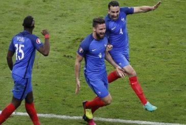 قذيفة «باييه» تنقذ فرنسا من كمين رومانيا في افتتاح يورو 2016