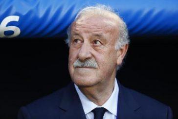 ديل بوسكي يرد على منتقديه في اختيار تشكيلة اسبانيا