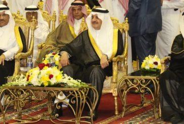 بالفيديو.. والصور..أمير المنطقة الشرقية يرعى حفل ختام بطولة حمد الزامل الرياضية