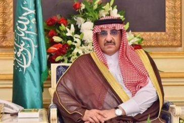 ولي العهد يعتمد خطة تنفيذ أعمال الدفاع المدني للطوارئ في مكة والمدينة
