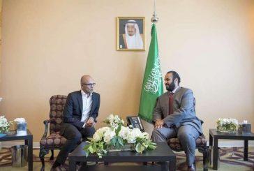 الأمير محمد بن سلمان يوقع مذكرة تعاون مع «مايكروسوفت»