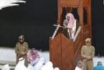 موافقة خادم الحرمين بتكليف إمامين لصلاة التروايح بالحرمين الشريفين