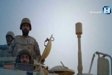 الشيخ المعيقلي يخص الجنود المرابطين في دعائه بالمسجد الحرام