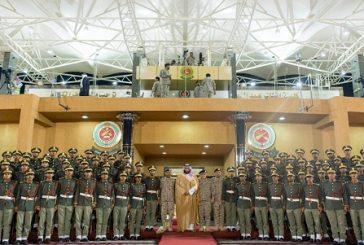 ولي ولي العهد يدفع بخريجي كلية الملك عبدالله للدفاع الجوي إلى ميادين البطولة