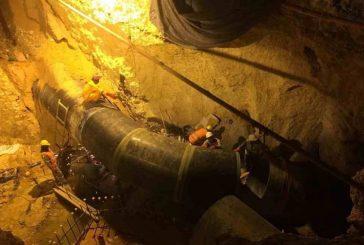 """""""المياه"""": عزل خطوط شبكات تعترض مسار قطار الرياض"""