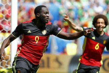 لوكاكو يسجل هدفين ويقود بلجيكا لفوز كبير على أيرلندا